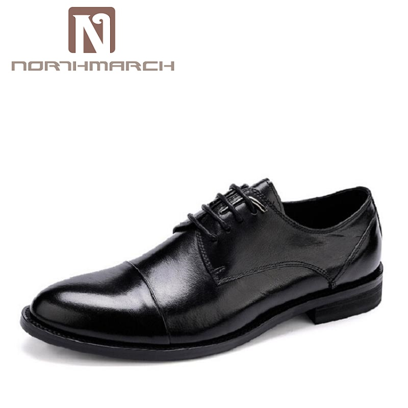 NORTHMARCH Luxury Brand Fashion Vintage Retro Handmade Mens Oxford Shoes Business Office Dress Shoes Genuine Leather Men ShoeNORTHMARCH Luxury Brand Fashion Vintage Retro Handmade Mens Oxford Shoes Business Office Dress Shoes Genuine Leather Men Shoe