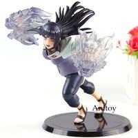 Figur Naruto Shippuden Hinata Hyuga Action Figure Sanft Schritt Twin Lions Faust Ver. PVC Sammlung Modell Spielzeug
