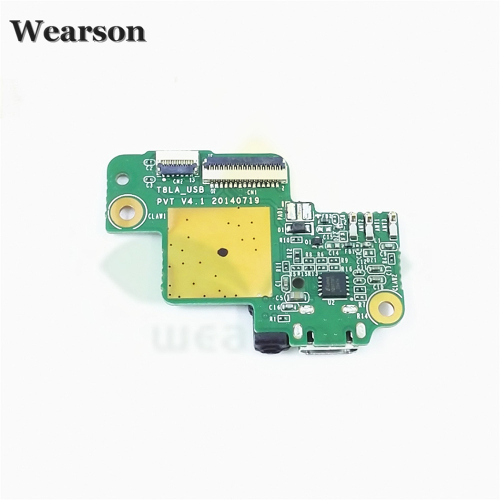 For Lenovo S8 50 S8 50F S8 50L S8 50LC USB Board T8LA USB USB Charging