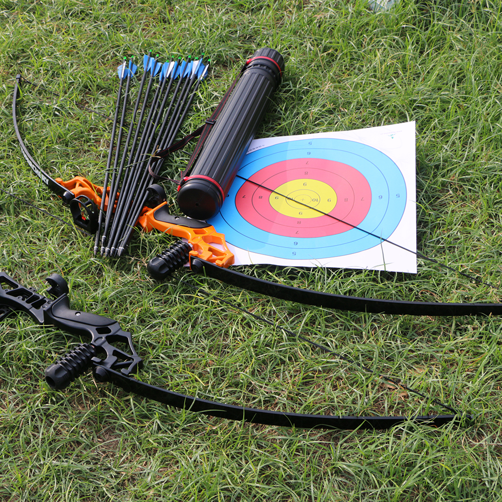 Toparchery 30/40lbs Take Down Shooting Bow Right Hand Archery Outdoor Hunting Shooting Traditional Long BowToparchery 30/40lbs Take Down Shooting Bow Right Hand Archery Outdoor Hunting Shooting Traditional Long Bow