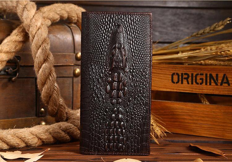 Pochette en cuir de vachette véritable pour homme, porte-monnaie, porte-cartes, nouvelle collection