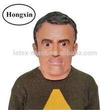 2018 Hot Sale Realistic Latex Human Macron Mask France President