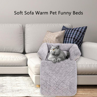 Fold Pet Cat Dog Bed Nest Mat House Hot Beds for Small Dogs House Beds Chihuahua Puppy Kitten Multiple Colour Pet Supplies