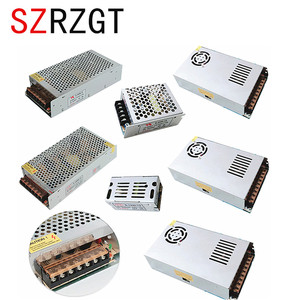 Image 1 - AC85 265V 110 v 220 v כדי 12 v 1A 2A 3A 5A 10A 15A 20A 30A 40A 50A CCTV/ LED רצועת אספקת חשמל מתאם