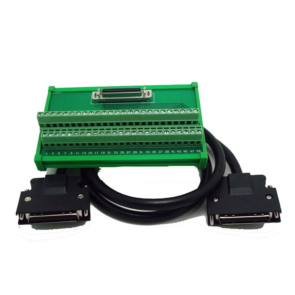 medium resolution of scsi 50 pin terminal blocks data acquisition card breakout boardscsi 50 pin terminal blocks data acquisition