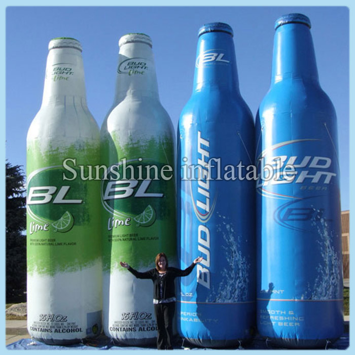 Popular Giant Inflatable Bottle Buy Cheap Giant Inflatable