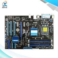 For Asus P5P41C Original Used Desktop Motherboard For Intel G41 Socket LGA 775 For DDR3 8G SATA2 USB2.0 ATX