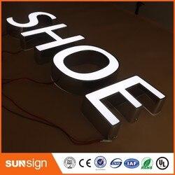 AliExpress магазин оптовая продажа свет-вверх-Настольный светильник знаки
