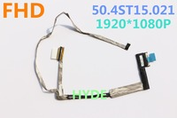 HYDE NEW 50 4ST15 021 LVDS CABLE FOR HP DV6 7000 FHD HD LVDS CABLE