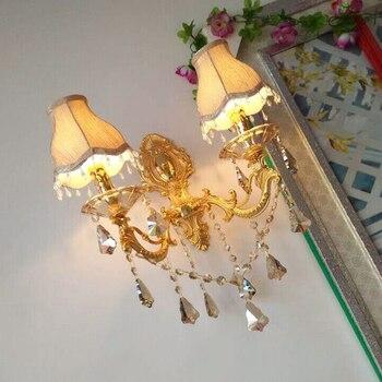 LED Modern Wall Lamp lampada de led Colorful Corridor Aisle LED Wall Lamp Bedside Lamp Background Bar KTV Decorative Lighting