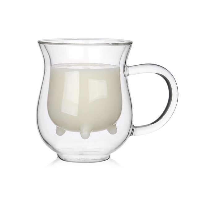 Funny Cow Glass 2