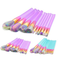 High Quality Oval Make Up Brushes Beauty Essentials Brush Set Brushes For Make Up Eye Shadow