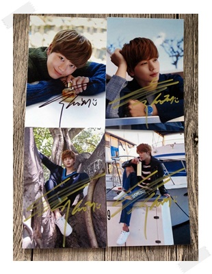 signed BTOB YOOK SUNG JAE autographed group photo 6 inches freeshipping 4 versions 102017 signed tfboys jackson autographed photo 6 inches freeshipping 6 versions 082017 b