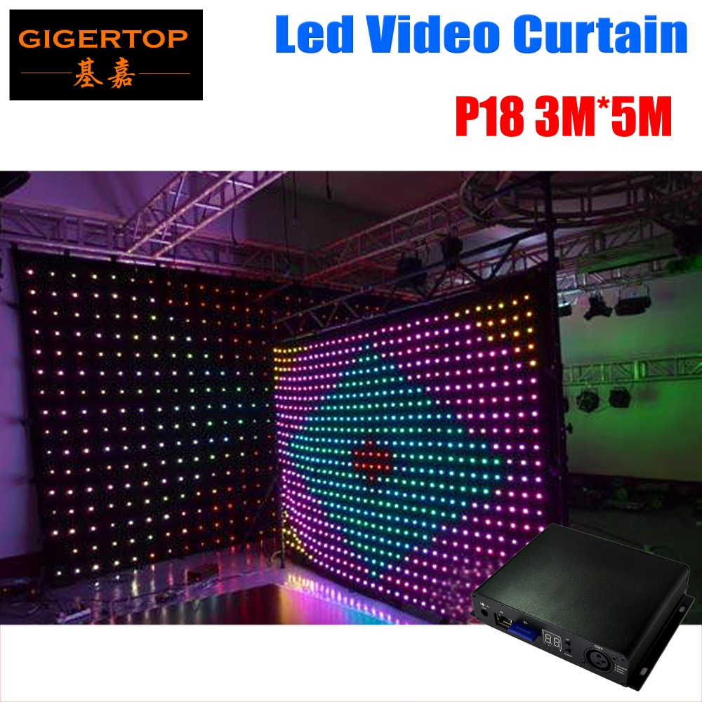 Freeshipping P18 3M*5M SD Card off line controller LED Vision Curtain,LED Vision Cloth,Party Wedding Showversion 180mm PitchFreeshipping P18 3M*5M SD Card off line controller LED Vision Curtain,LED Vision Cloth,Party Wedding Showversion 180mm Pitch