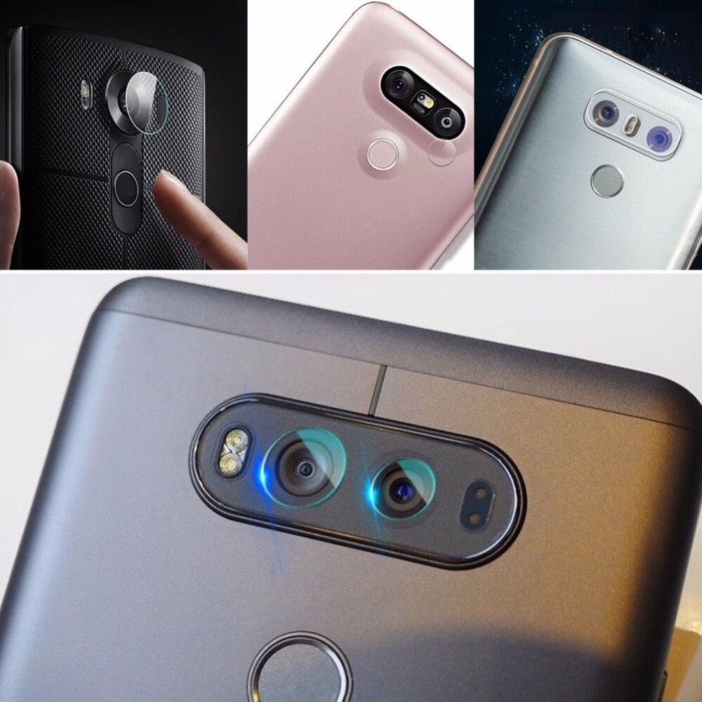 9H Tempered Glass Back Camera Lens Protector Cover Guard Film For LG G6 G5 V20 V10
