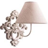 Phube освещение ретро деревянный настенный светильник бра детская комната спальня принцесса прикроватный настенный светильник Домашнее осв