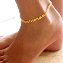 Arrow Anklet – Foot Jewelry – Anklets For Women – Summer Jewelry – Beach JK001