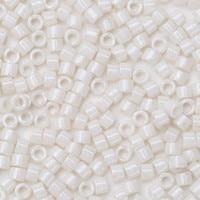 Cuentas de Miyuki Delica 11/0  Color blanco  supermezcla  proveedor de abalorios  3 gr/lote