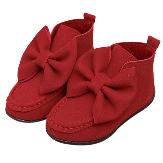Zapatos del bebé recién nacido niño zapatos de cuero Nobuck niños niñas tamaño de zapatos recién nacido bebé niño niños primeros caminante bebes grandes
