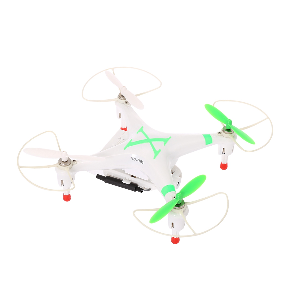 Cheerson CX 30W with Transmitter 2.4GHz 4CH 4-Axis Gyro WiFi FPV RTF Remote Control Quadcopter with 0.3MP Camera drone with camera fpv cheerson cx 30 cx 30w wifi controlled rc quadcopter ufo rtf with iphone real time transmission fpv fswb