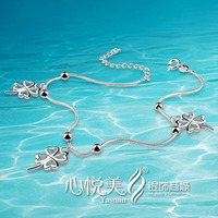 Fashion Accessories foot jewelry love charm Anklets nice gift for women Retail A204509