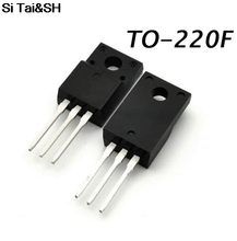 10 pçs/lote 2SD2061 D2061 TO220F NPN 80 V 3A 40 W