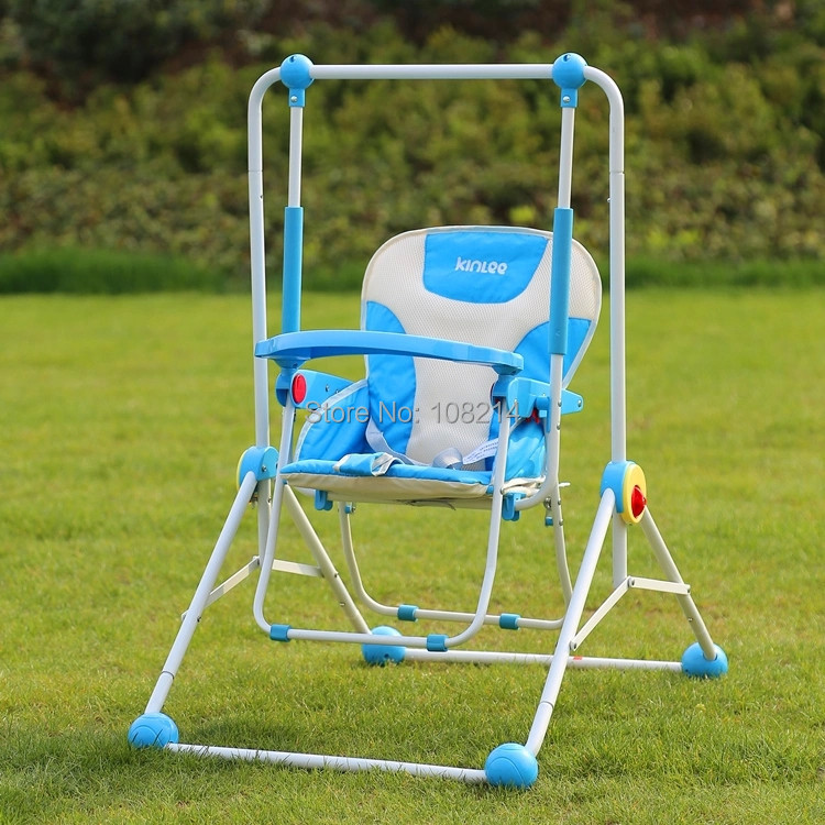 5f7e4563c Red Blue Green High Quality Foldable Kids Swing Chair Indoor Outdoor ...