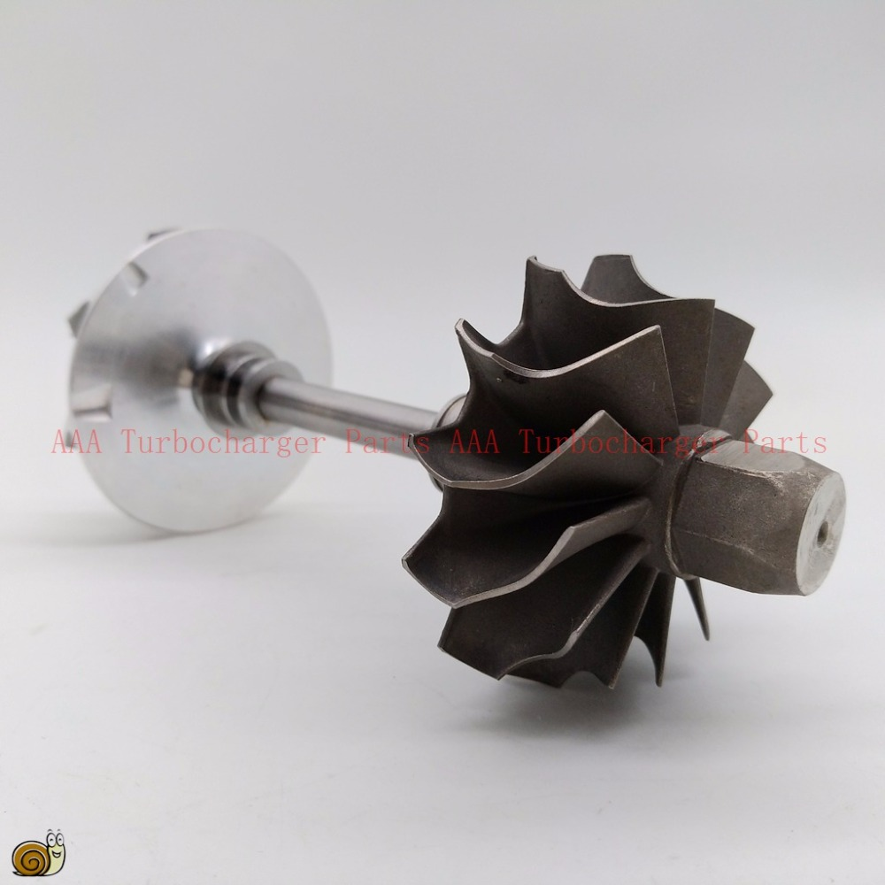 K04 Turbo Part Turbine wheel 42x50mm, Compressor wheel 35x50mm,5304-120-5010,5304-970-0016,984F6K682AF AAA Turbocharger Part k16 turbo billet compressor wheel 44 3x63 4mm 5316 970 7010 5316 970 7013 9040964299 9040965299 aaa turbocharger parts