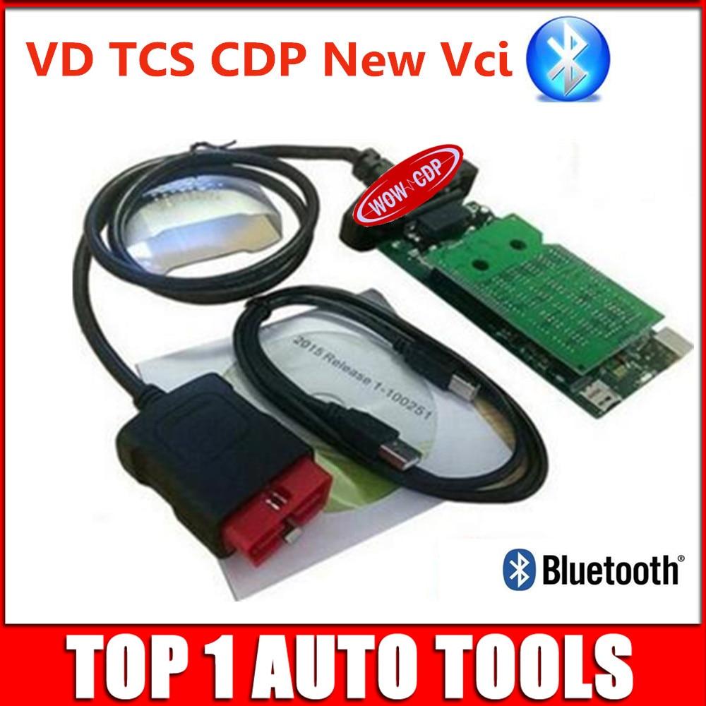 Prix pour 2015. R3/2014. R3 Keygen Nouvelle Vci VD TCS CDP Pro Vert Conseil V8.0 + 21 sortes langues Avec Bluetooth et sans bluetooth en option
