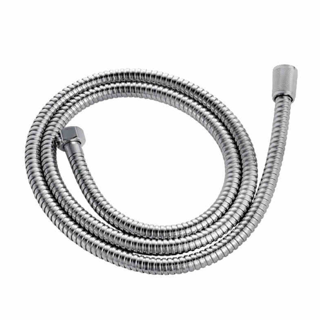 Bathroom Replacement Anti-twist Shower Hose 1.5m flexible Stainless Steel chrome shower head bathroom water hose