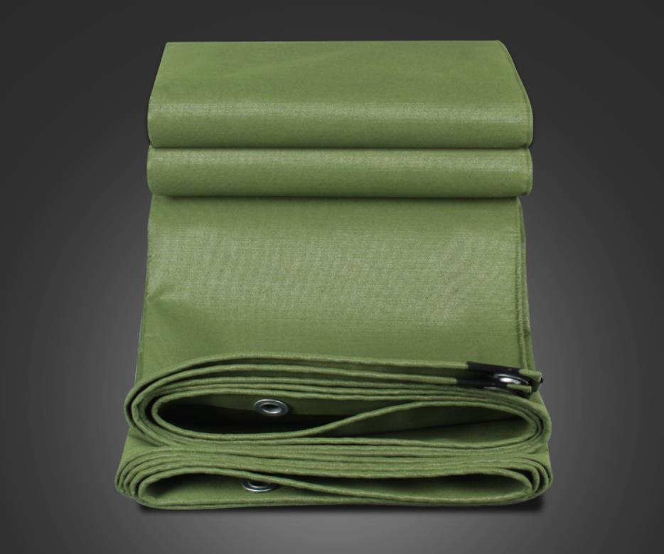 Multiple Size Super Thick 650g/sqm Sunshine Protective Canvas Cover, Truck Tarpaulin,waterproof Sunscreen Tarp Cloth Windproof.
