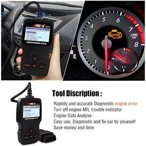 Image 3 - Ancel AD310 OBD2 Automotive Scanner OBD 2 Fehler Code Reader Auto diagnosewerkzeug Auto Scanner Freies Update OBD2 Scanner