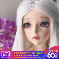 Новое поступление BJD куклы Cygne Feeple60 1/3 фантастические SD женский Лебедь куклы Феи для обувь девочек уникальный подарок Fairyland Dollshe Iplehouse