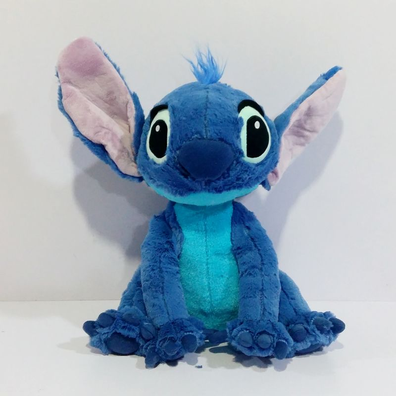 sitting height 30cm 11.8'' Lilo and Stitch Plush Toy626# Stitch Cute Stuffed Animals Baby Kids Toys for Children Gifts lilo and stitch toy 626 experiment 4 hands stitch plush figure doll 22cm cute stuffed animals baby kids toys for children gifts