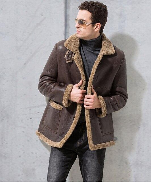 Resultado de imagem para casacos pele carneiro 2018