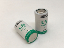 цена на 2pcs/lot New Original SAFT LS26500 C 3.6V 8000MAH Lithium 26500 Battery Non-rechargeable (LS26500) Batteries