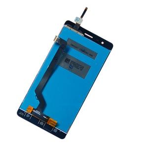 Image 2 - 100% probado para Lenovo K5 nota A7020 K52t38 k52e78 LCD + digitalizador de pantalla táctil componente + envío gratuito