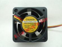 Nieuwe Originele Sunon GM1204PKV3-A 4020 12V 0.6W 40*40*20Mm Koelventilator