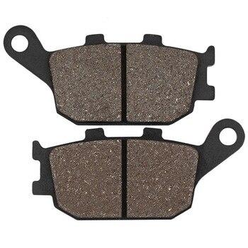 Cyleto Rear Brake Pads for HONDA CBR 900 RR CBR900RR Fireblade 93-99 CB900 CB 900 Hornet 02-07 CBR929RR CBR 929 RR 929cc 00-01