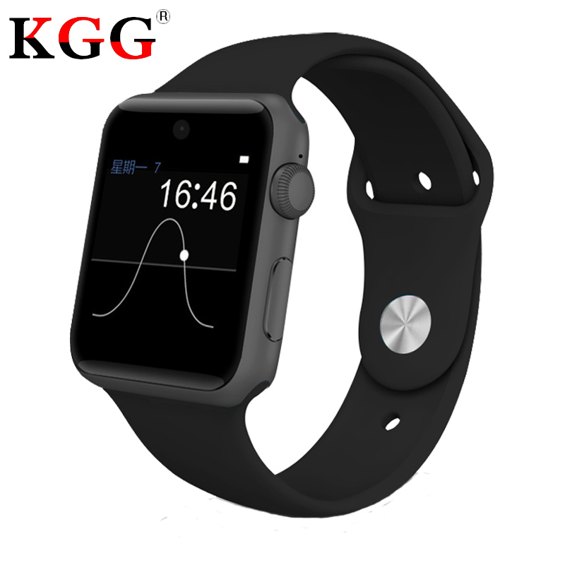 DM09 Bluetooth Smart Watch IPS Round Screen Life Waterproof Sports Smartwatch for Apple Watch Huawei Android