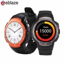 Zeblaze Blitz Smart Watch Phone support Android 5.1 MTK6580 512+4G SIM card Wifi bluetooth GPS smartwatch for huawei apple phone