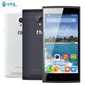 "Original THL T6C Teléfono Móvil 5.0 ""mtk6580 quad-core 1.3 ghz de la pantalla 1 gb ram 8 gb rom android 5.1 dual sim cámara 5.0mp smartphone"
