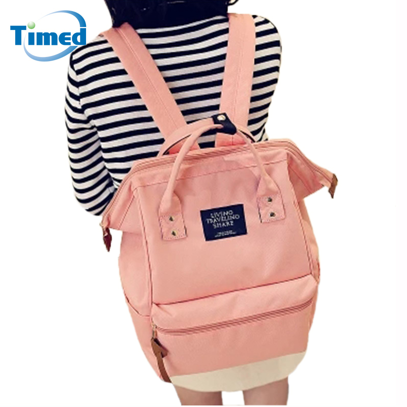 Backpack Female 2018 High Quality Students Laptop Backpack Travelling Casual womens backpacks Canvas Camouflage Bag