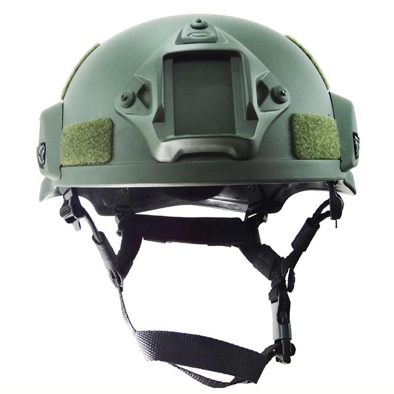 Emerson Tactical Airsoft Paintball Mich 2002 Casco Balística Cascos - Ropa deportiva y accesorios