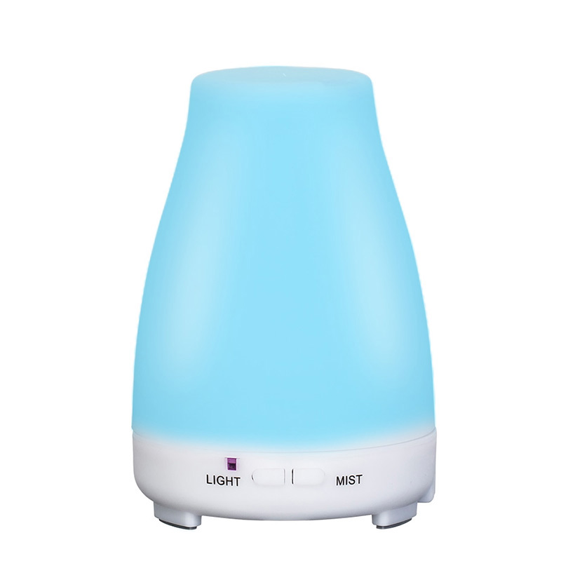 200 ML Ultrasonic Air Humidifier Electric Aroma Essential Oil Diffuser Grain Aromatherapy Essential Oil Cool Mist Humidifier цена