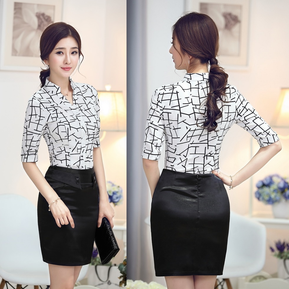 Blouse And Skirt Formal | Jill Dress
