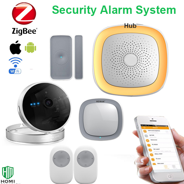 h6 zigbee smart home suit wireless multi functional zigbee gateway wireless zigbee sensors. Black Bedroom Furniture Sets. Home Design Ideas