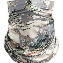 Sitka охотничьи мужские гетры камуфляжные легкие Ультра-дышащие мужские шарфы один размер