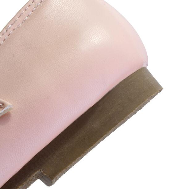 black Las 2017 Grande Tamaño Lolita Nuevo Mujeres Apricot Moda Zapatos white Espadrilles Pisos Bailarinas Para Cómodo Barco Dulce Mocasines pink Ballet gAxanvvUq