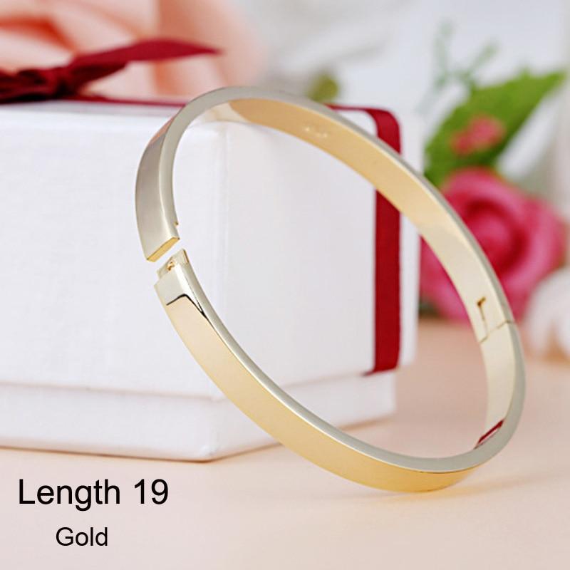 Gold 19cm